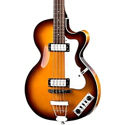 Hofner Ignition Club Bass with Case (HI-CB-SB-O)