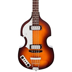 Hofner Ignition Series Vintage Violin Left-Handed Bass (HI-BB-L-SB-O)