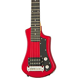 Hofner Shorty Electric Travel Guitar (HCT-SH-R-O)