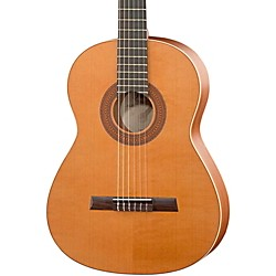 Hofner Solid Cedar Top Mahogany Body Classical Acoustic Guitar (HZ23)