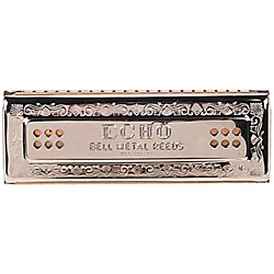 Hohner 55/80 Echo Harmonica (55/80-A/D)