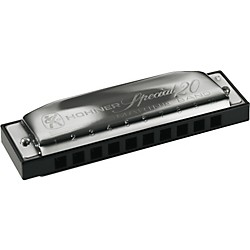 Hohner 560 Special 20 Harmonica (560BX-F#)