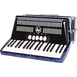Hohner Bravo III 72 Accordion (BR72BL)