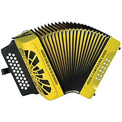 Hohner Compadre GCF Accordion (COGY)