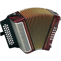 Hohner Corona III GCF Accordion (CORIIIGB)