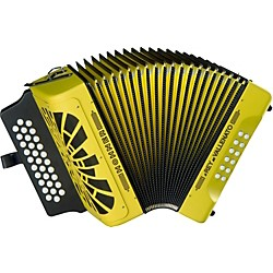 Hohner El Rey Del Vallenato ADG Accordion (RVAB)
