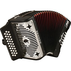Hohner HA-3100 Panther GCF Diatonic Accordion (3100GB)
