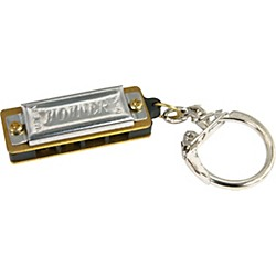 Hohner Mini Harp with Key Ring (108)