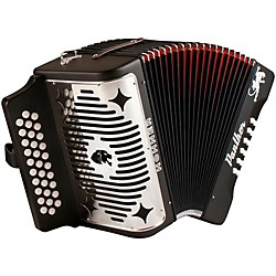 Hohner Panther HA3100FB FBbEb Accordion (3100FB)