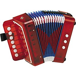 Hohner UC102R Toy Accordion (UC102R)