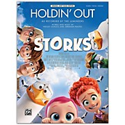 BELWIN Holdin' Out (from Warner Bros. Pictures Storks) Piano/Vocal/Guitar