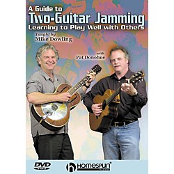 Homespun A Guide to Two-Guitar Jamming (DVD) (641812)