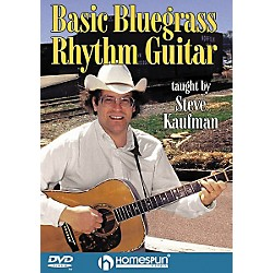 Homespun Basic Bluegrass Rhythm Guitar (DVD) (641655)