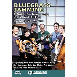 Homespun Bluegrass Jamming (DVD) (641558)