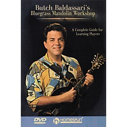 Homespun Bluegrass Mandolin Workshop (DVD) (641783)