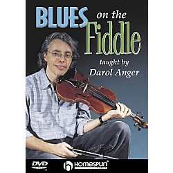Homespun Blues on the Fiddle (Book/DVD) (641725)