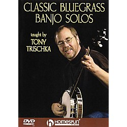 Homespun Classic Bluegrass Banjo Solos (DVD) (641567)