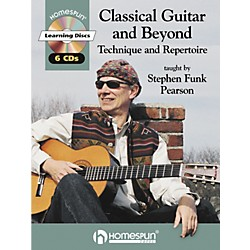 Homespun Classical Guitar and Beyond (Book/CD) (641682)