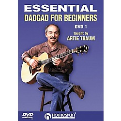 Homespun Essential DADGAD for Beginners 1 (DVD) (641607)