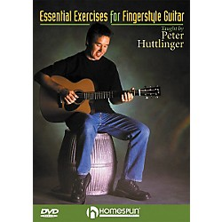 Homespun Essential Exercises For Fingerstyle Guitar (DVD) (641763)