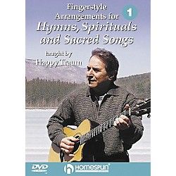 Homespun Fingerstyle Arrangements for Hymns, Spirituals and Sacred Songs 1 (DVD) (641676)