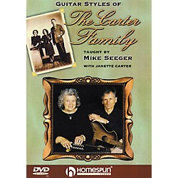 Homespun Guitar Styles of the Carter Family (DVD) (641792)