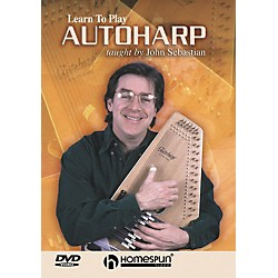 Homespun Learn To Play Autoharp (DVD) (641841)