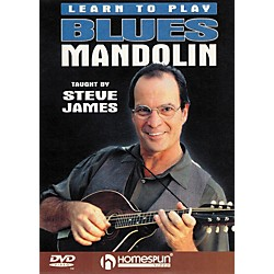 Homespun Learn To Play Blues Mandolin (DVD) (641759)