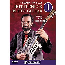 Homespun Learn to Play Bottleneck Blues Guitar (DVD) (641598)