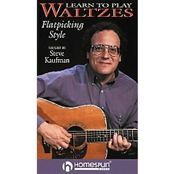 Homespun Learn to Play Waltzes (VHS) (641414)