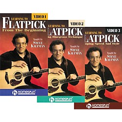 Homespun Learning to Flatpick (VHS) (641321)