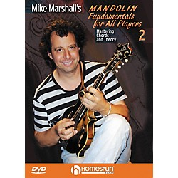 Homespun Mike Marshall's Mandolin Fundamentals For All Players DVD 2 (642053)