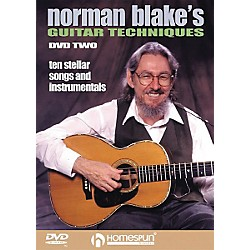Homespun Norman Blake's Guitar Techniques 2 (DVD) (641605)