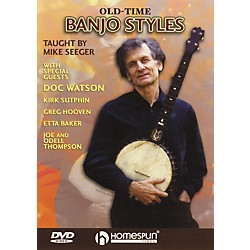 Homespun Old Time Banjo Styles (DVD) (641790)