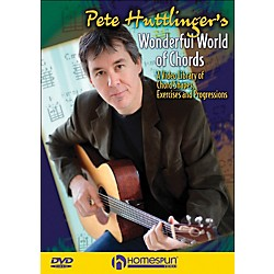 Homespun Pete Hettinger's Wonderful World Of Chords (DVD) (642070)