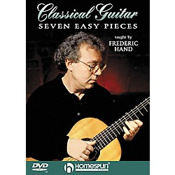 Homespun Seven Easy Pieces for Classical Guitar (DVD) (641645)