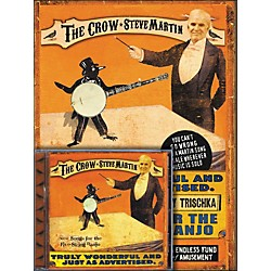 Homespun Steve Martin - The Crow Tablature Book/CD Combination Pack (642116)
