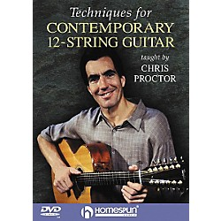 Homespun Techniques for Contemporary 12-String Guitar (DVD) (641580)