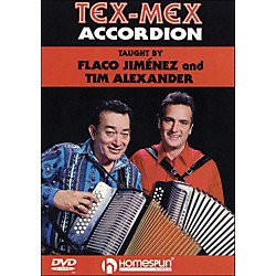 Homespun Tex-Mex Accordion (DVD) (641665)