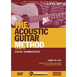 Homespun The Acoustic Guitar Method (DVD) (641892)