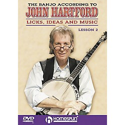 Homespun The Banjo According to John Hartford 2 (DVD) (641654)