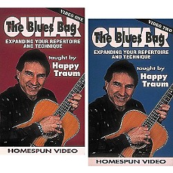 Homespun The Blues Bag 2-Video Set (VHS) (641033)