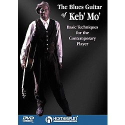 Homespun The Blues Guitar of Keb' Mo' (DVD) (641538)