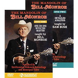 Homespun The Mandolin of Bill Monroe (DVD Set) (641734)