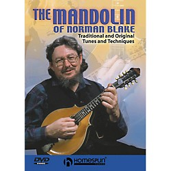 Homespun The Mandolin of Norman Blake (DVD) (641858)