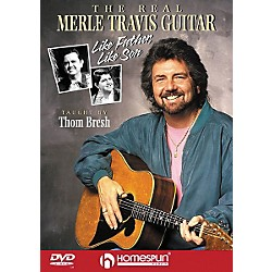 Homespun The Real Merle Travis Guitar (DVD) (641666)