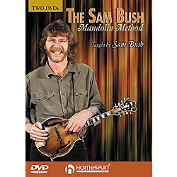 Homespun The Sam Bush Mandolin Method 2-Video Set (DVD) (641585)