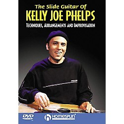Homespun The Slide Guitar of Kelly Joe Phelps (DVD) (641554)