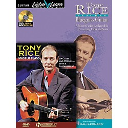Homespun Tony Rice Guitar Pack (Book/CD/DVD) (642056)