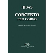 Editio Musica Budapest Horn Concerto EMB Series by Frigyes Hidas